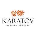 Ювелирные украшения ювелирного бренда KARATOV
